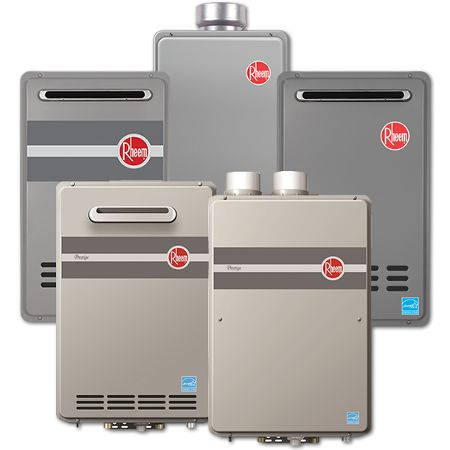 Rheem Tankless Water Heaters reviews