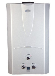 Marey Power Gas 10L propane on demand water heater review