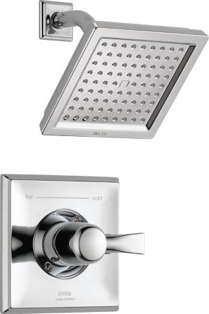 Delta Faucet T14251 Dryden shower head review