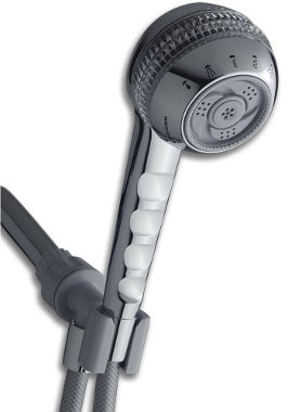 Waterpik SM 653CG Hand Held Massage Shower Head Review
