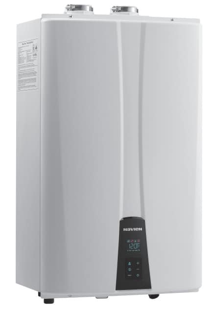Navien Tankless water heaters review