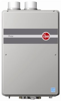 Rheem RTGH-95DVLN Gas Tankless Water Heater Review