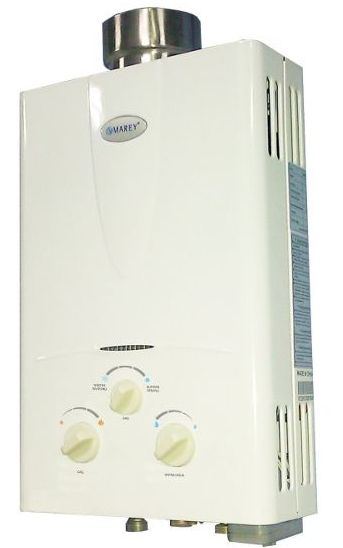 Marey Power Gas 10L 3.1 GPM Propane Gas Tankless Water Heater review - 1