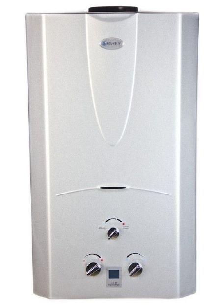 Marey Power Gas 10L tankless water heater review