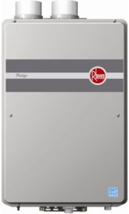 Rheem RTGH-95DVLP Propane tankless water heater review