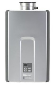 Rinnai RL94iP propane tankless water heater review