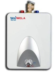 WaiWela WM-2.5 under sink water heater review