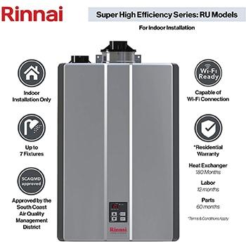 Rinnai RUC98iN Ultra Series